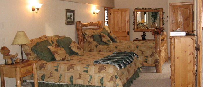 Black Mountain Lodge Alpine Wy Bed Amp Breakfast Call